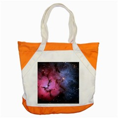 Trifid Nebula Accent Tote Bag