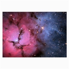 Trifid Nebula Large Glasses Cloth