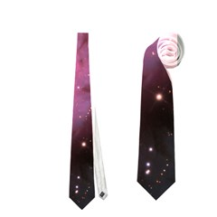Trifid Nebula Neckties (one Side)