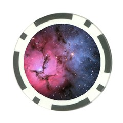 Trifid Nebula Poker Chip Card Guards