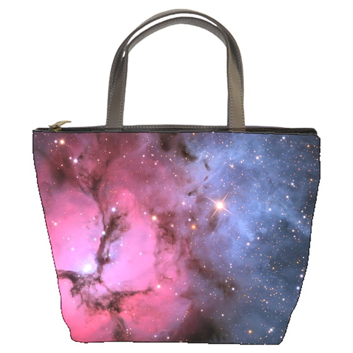 TRIFID NEBULA Bucket Bags