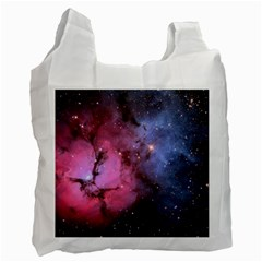 Trifid Nebula Recycle Bag (one Side)