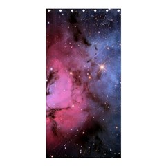 Trifid Nebula Shower Curtain 36  X 72  (stall)