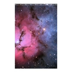 Trifid Nebula Shower Curtain 48  X 72  (small)