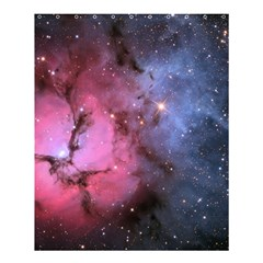 Trifid Nebula Shower Curtain 60  X 72  (medium)
