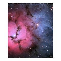 Trifid Nebula Shower Curtain 60  X 72  (medium)