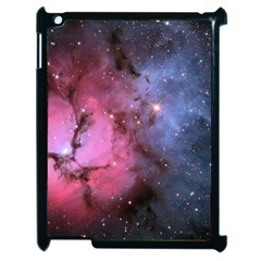 Trifid Nebula Apple Ipad 2 Case (black) by trendistuff