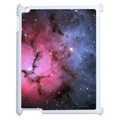 Trifid Nebula Apple Ipad 2 Case (white)