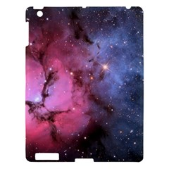 Trifid Nebula Apple Ipad 3/4 Hardshell Case by trendistuff