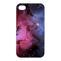 Trifid Nebula Apple Iphone 4/4s Premium Hardshell Case