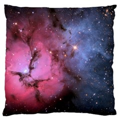Trifid Nebula Large Cushion Cases (two Sides)  by trendistuff