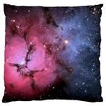 TRIFID NEBULA Large Cushion Cases (Two Sides)  Front