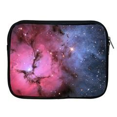 Trifid Nebula Apple Ipad 2/3/4 Zipper Cases