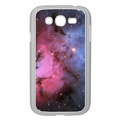 Trifid Nebula Samsung Galaxy Grand Duos I9082 Case (white)