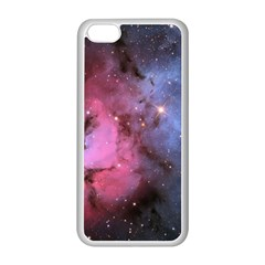 Trifid Nebula Apple Iphone 5c Seamless Case (white)