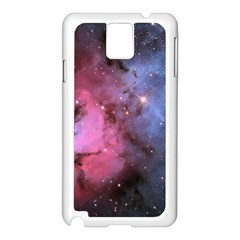 Trifid Nebula Samsung Galaxy Note 3 N9005 Case (white)