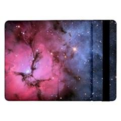 Trifid Nebula Samsung Galaxy Tab Pro 12 2  Flip Case