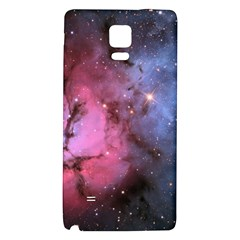 Trifid Nebula Galaxy Note 4 Back Case