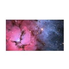 Trifid Nebula Satin Wrap