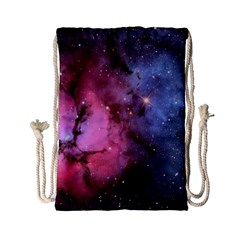 Trifid Nebula Drawstring Bag (small)