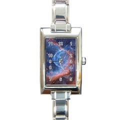 Thor s Helmet Rectangle Italian Charm Watches