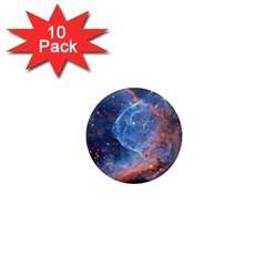 Thor s Helmet 1  Mini Magnet (10 Pack)