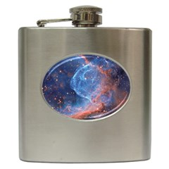 Thor s Helmet Hip Flask (6 Oz)