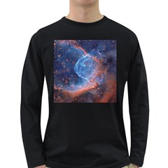 Thor s Helmet Long Sleeve Dark T Shirts