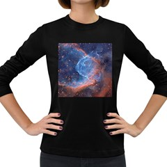 Thor s Helmet Women s Long Sleeve Dark T Shirts