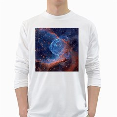Thor s Helmet White Long Sleeve T Shirts