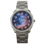 THOR S HELMET Sport Metal Watches Front