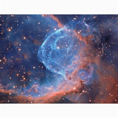 Thor s Helmet Canvas 12  X 16