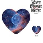 THOR S HELMET Multi-purpose Cards (Heart)  Back 4