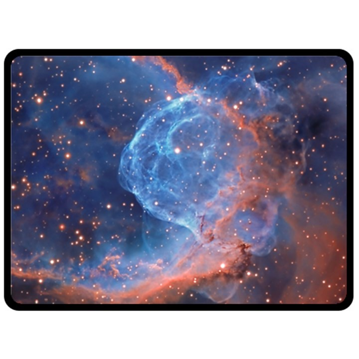 THOR S HELMET Fleece Blanket (Large)