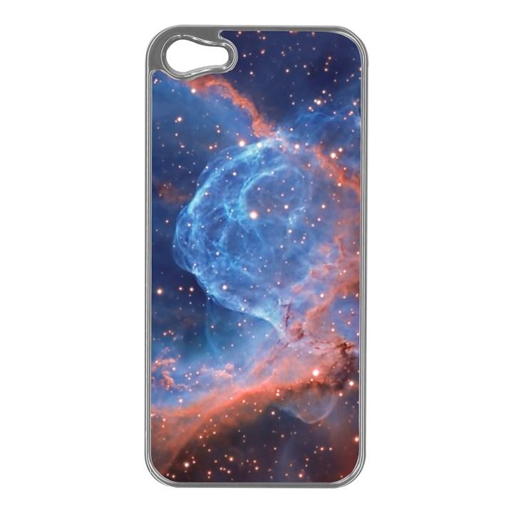 THOR S HELMET Apple iPhone 5 Case (Silver)