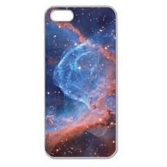 Thor s Helmet Apple Seamless Iphone 5 Case (clear)