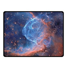 Thor s Helmet Double Sided Fleece Blanket (small)