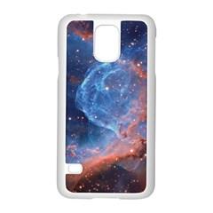Thor s Helmet Samsung Galaxy S5 Case (white)