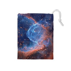 Thor s Helmet Drawstring Pouches (medium)
