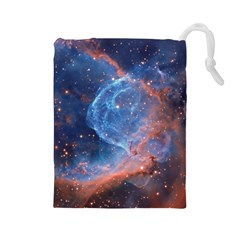 Thor s Helmet Drawstring Pouches (large)