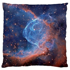 Thor s Helmet Large Flano Cushion Cases (one Side)