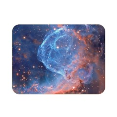Thor s Helmet Double Sided Flano Blanket (mini)