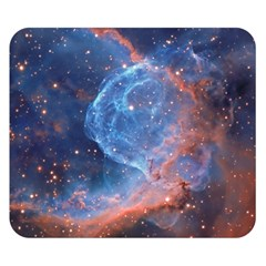 Thor s Helmet Double Sided Flano Blanket (small)
