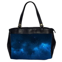 Starry Space Office Handbags (2 Sides)  by trendistuff