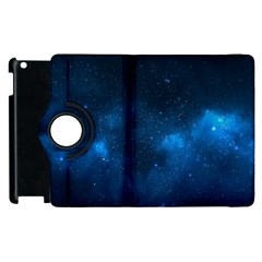STARRY SPACE Apple iPad 3/4 Flip 360 Case by trendistuff