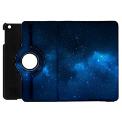 Starry Space Apple Ipad Mini Flip 360 Case by trendistuff