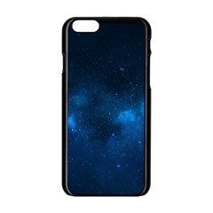 Starry Space Apple Iphone 6/6s Black Enamel Case
