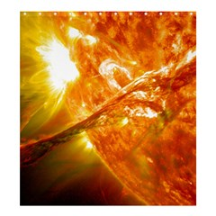 Solar Flare 2 Shower Curtain 66  X 72  (large)  by trendistuff