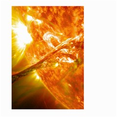 Solar Flare 2 Large Garden Flag (two Sides)