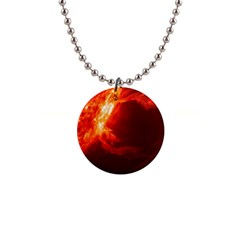 Solar Flare 1 Button Necklaces by trendistuff